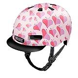 Nutcase Little Nutty-Love Bug Unisex-Helm, Mehrfarbig, XS
