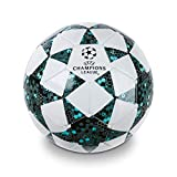 Mondo Toys – Fußball für Herren – UEFA Champions League – Größe 5 – 400 g – Farbe: Weiß/Schwarz/Blau – 13846