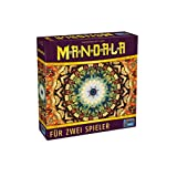 Lookout Games 22160112 Mandala-Das Bunte 2-Personen-Spiel ab 10 Jahren, Mehrfarbig
