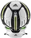 adidas Herren Micoach Smart Ball Bluetooth-fußball, Weiß/Schwarz, 5