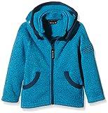 isbjorn of Schweden Kid 's Rib Pullover Kapuze Jacke Blau Hawaiian Ocean Size 98/Size 104