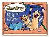 Jan & Henry - Eine Woche voller Abenteuer: Sieben Geschichten - für jeden Wochentag eine (Jan & Henry: Gutenachtgeschichten)