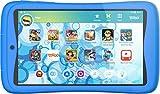 Kurio Tab Connect Toggo - Kindertablett Blau - Nickelodeon-Toggo - 16-GB-Speicher - Webfiltersystem - Spritzwassergeschützt - Schutzstoßstange - 7-Zoll-Bildschirm