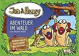 Jan & Henry - Abenteuer im Wald: Sieben neue Gutenachtgeschichten (Jan & Henry: Gutenachtgeschichten)