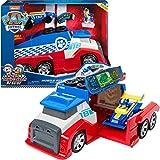 PAW Patrol Ready, Race, Rescue Mobile Pit Stop Team-Fahrzeug inkl. Chase Figur & Fahrzeug