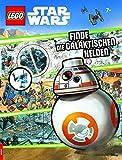 LEGO® Star Wars™ Finde die galaktischen Helden: mit LEGO® Minimodell