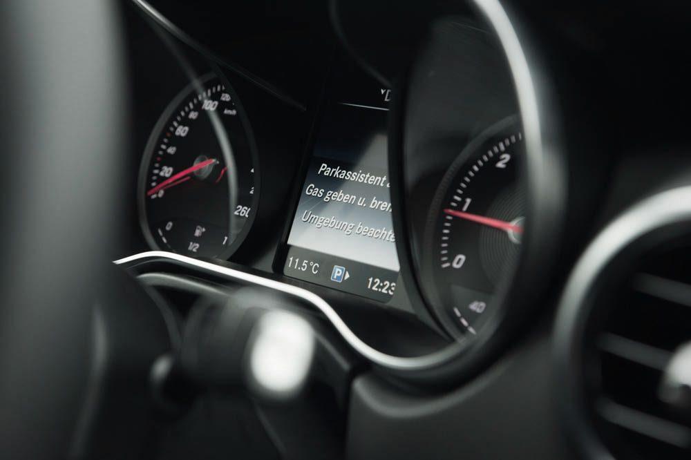 Mercedes-Benz V-Klasse (2014) Instrumente