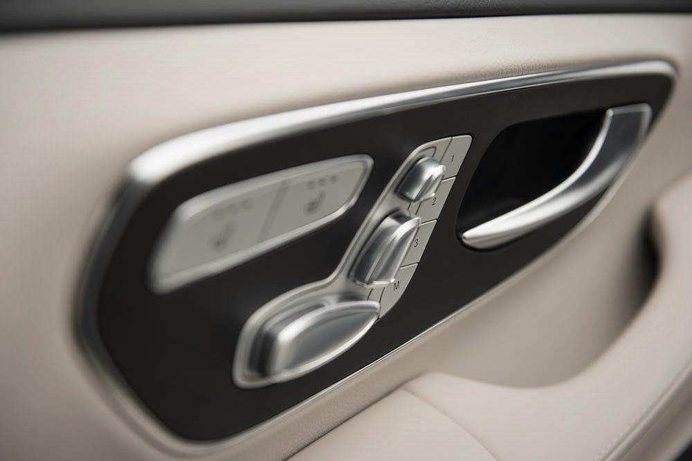 Mercedes-Benz V-Klasse (2014) Sitzeinstellung