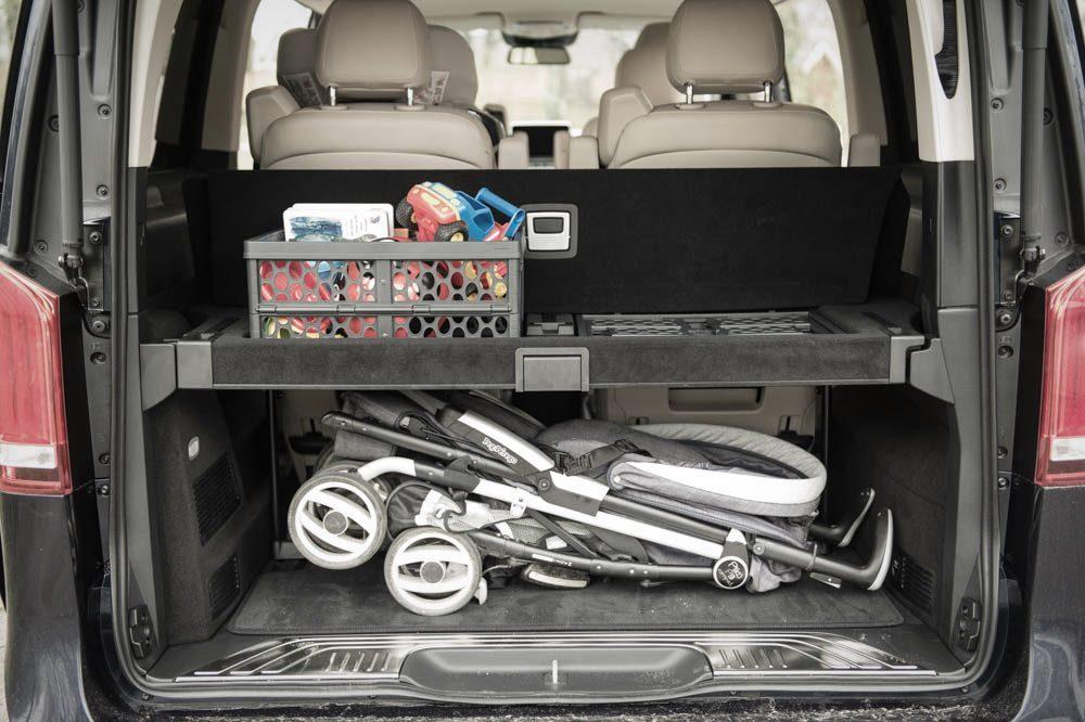 Mercedes-Benz V-Klasse Kofferraum