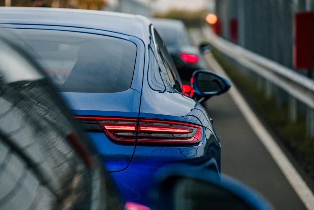 Mit dem Porsche Panamera auf die Rennstrecke