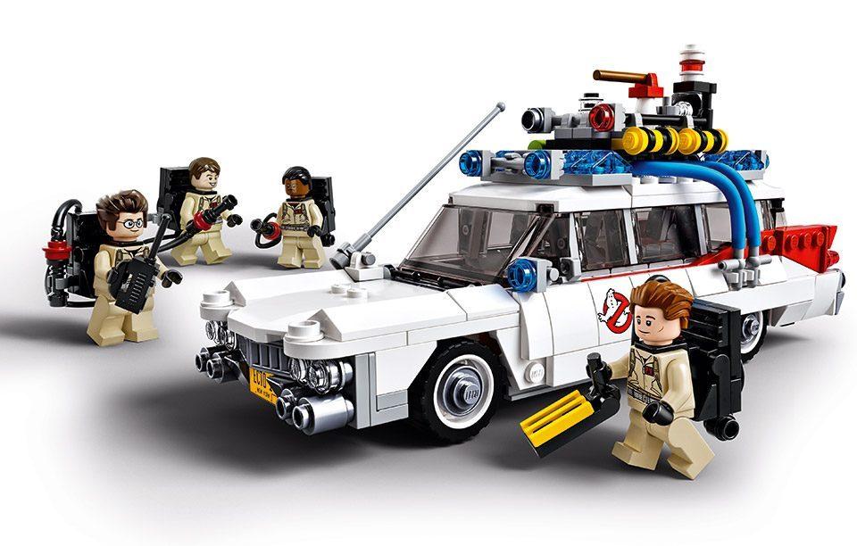 Ghostbusters von LEGO Ideas