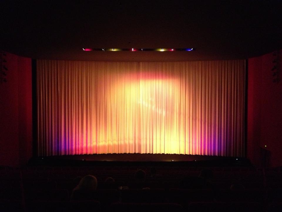 CinemaxX Kinosaal