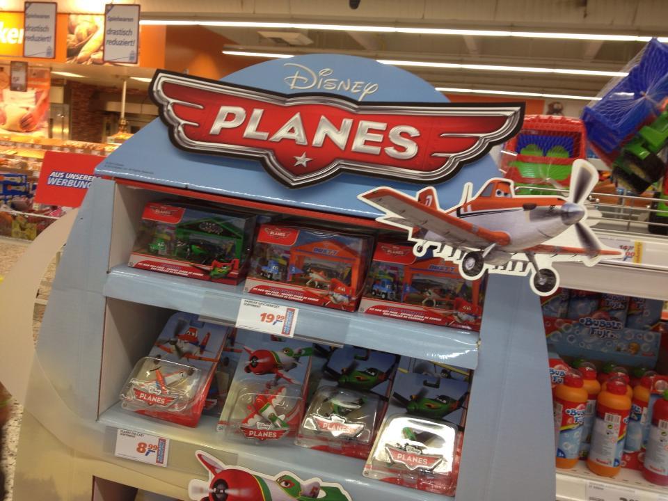 Planes Promotion
