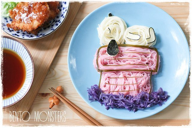 Bento, Monsters