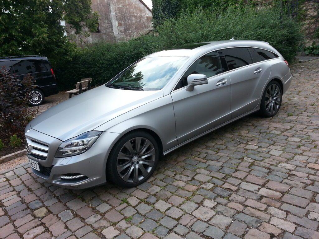 Mercedes-Benz CLS 250 CDI Shooting Brake (2013)