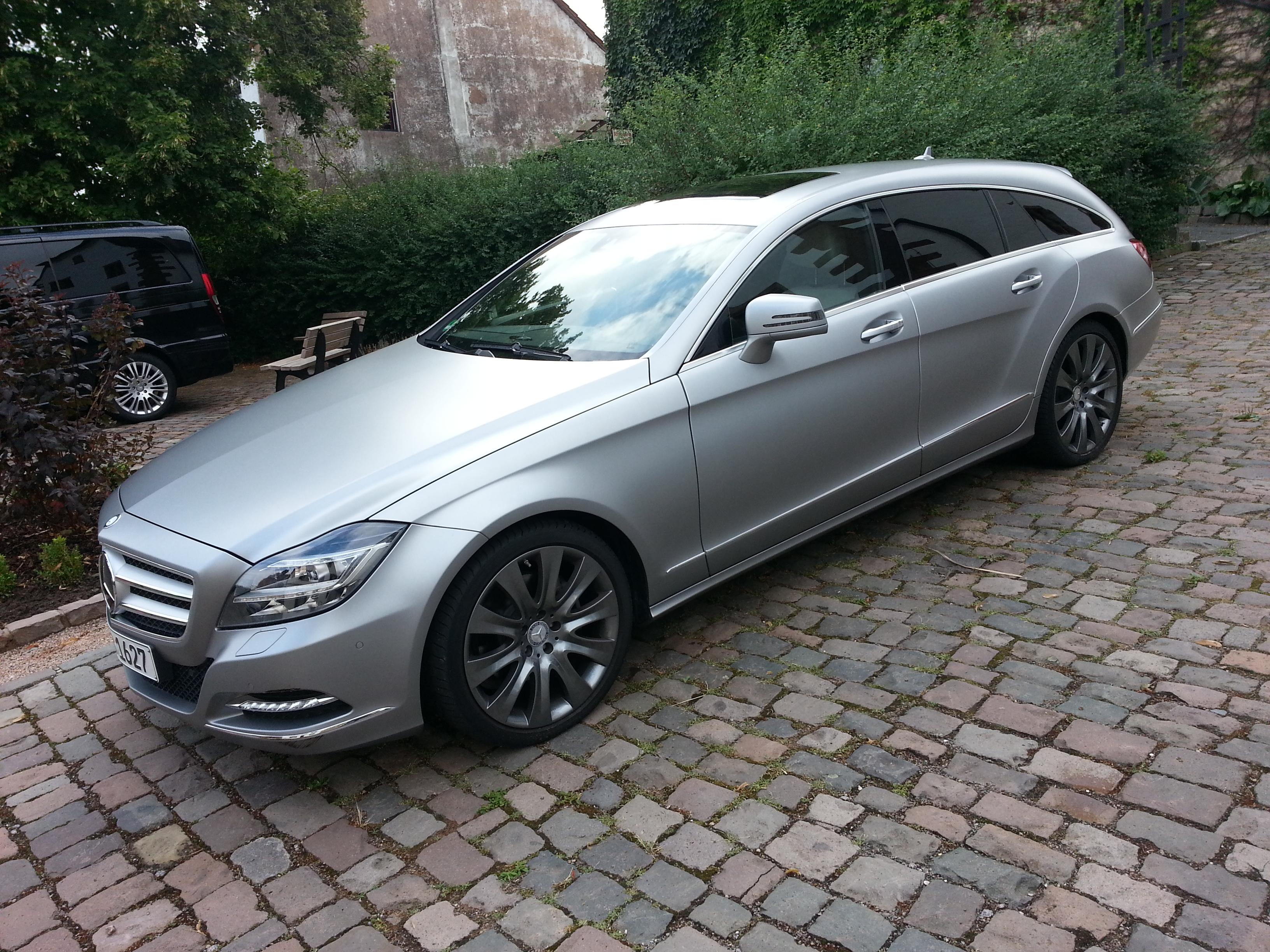 Mercedes-Benz CLS 250 CDI Shooting Brake