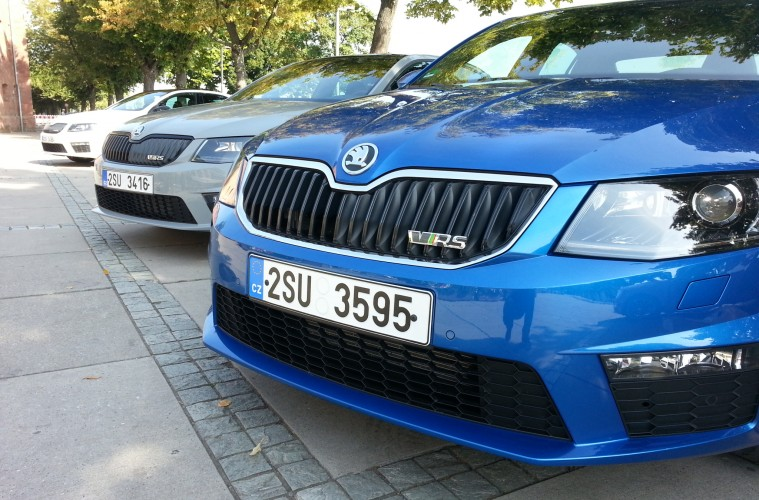 Skoda Octavia Rs Im Familiencheck Daddylicious