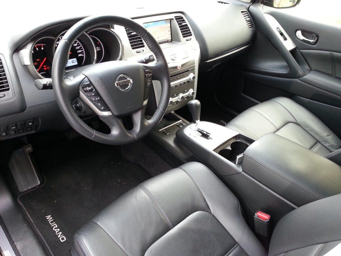 Nissan Murano Interieur