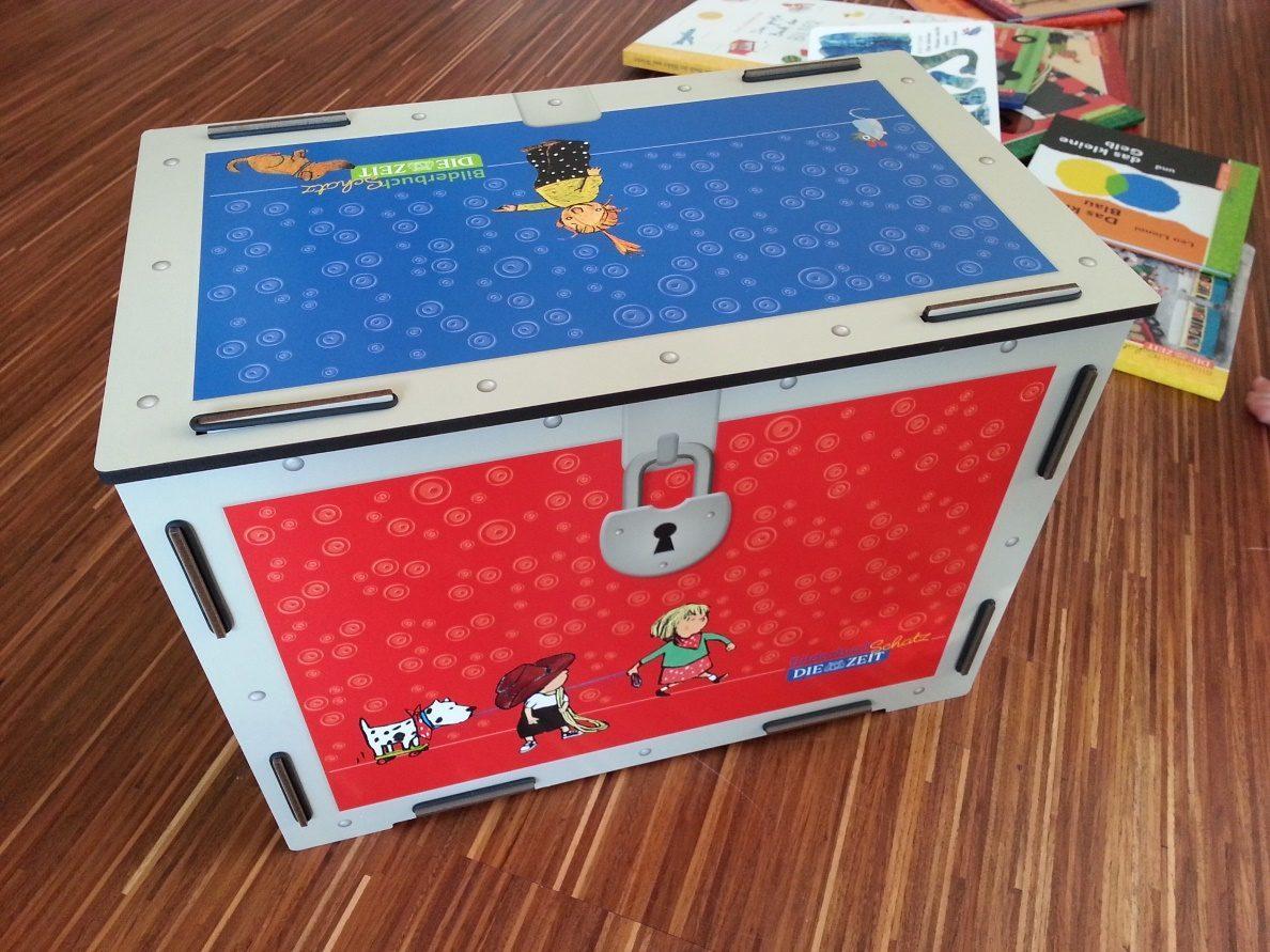 ZEIT-Edition Bilderbuchschatz Kiste