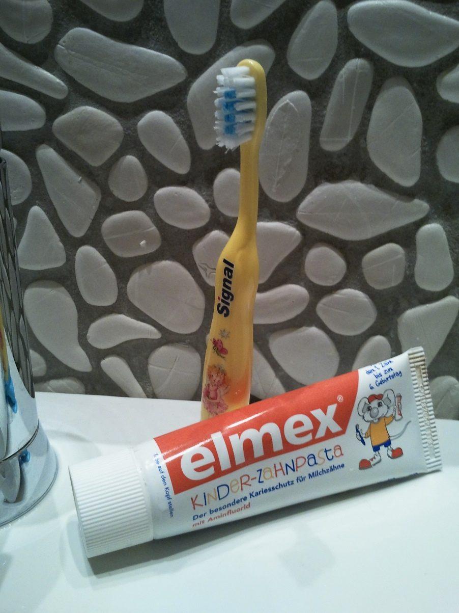 Zahnpflege bei Babies