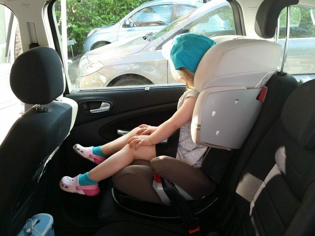 Ford S-MAX Titanium (2014) Kindersitz