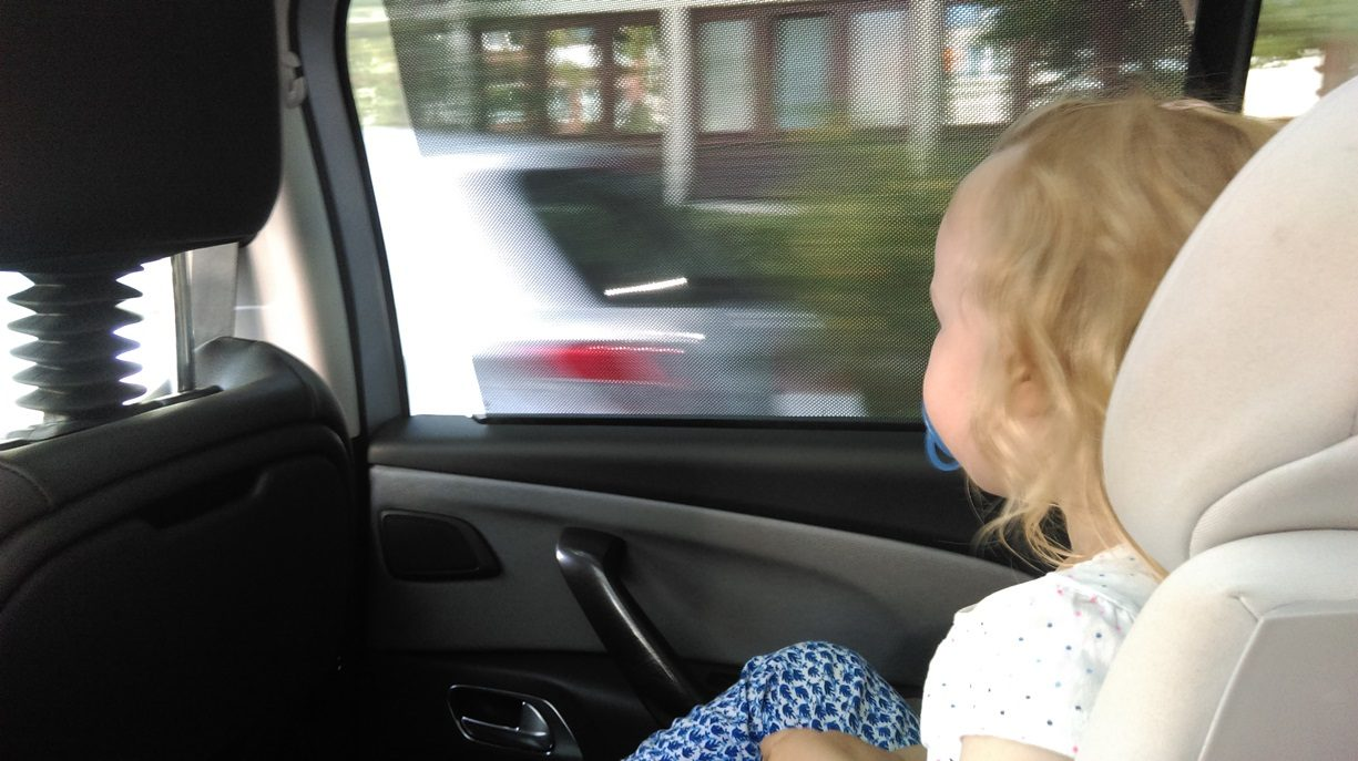 Citroën Grand C4 Picasso Kindersitz