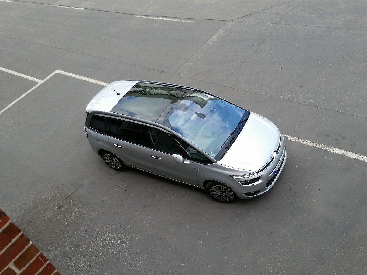 Citroën Grand C4 Picasso Dach