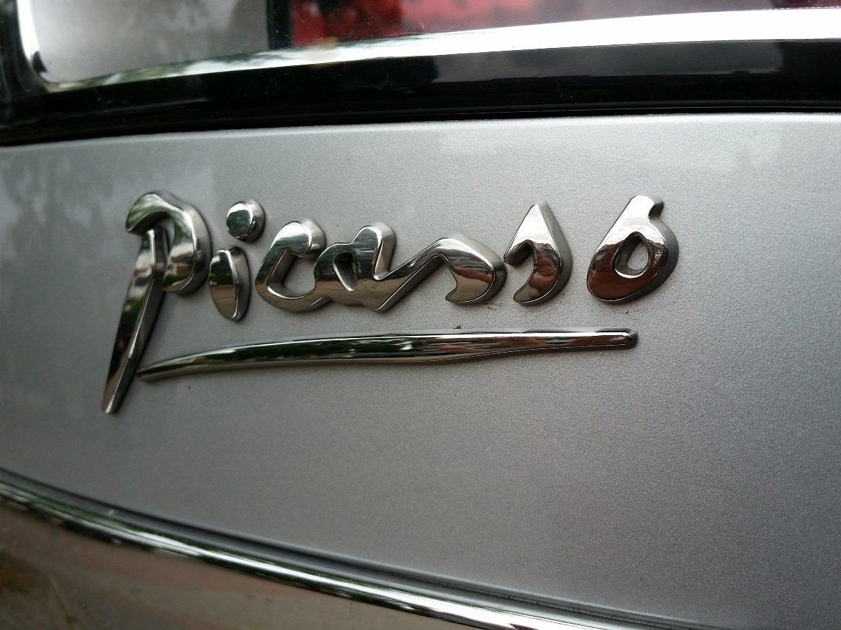 Citroën Grand C4 Picasso Emblem