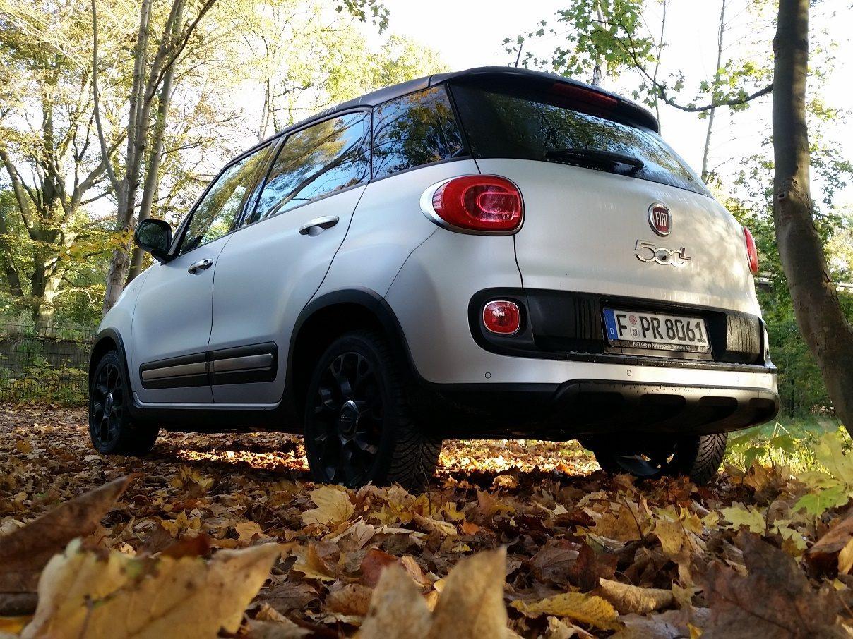 Fiat 500L Beats Edition Heck