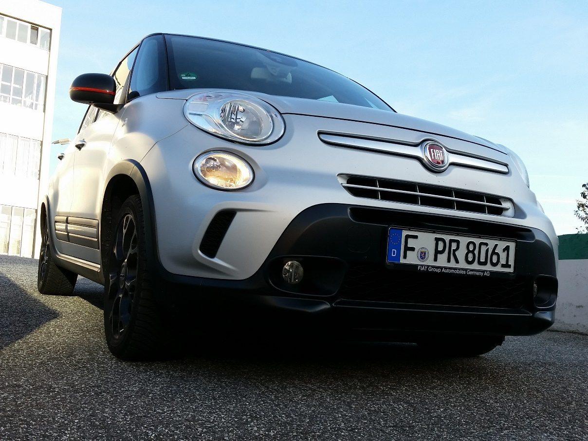 Fiat 500L Beats Edition Front