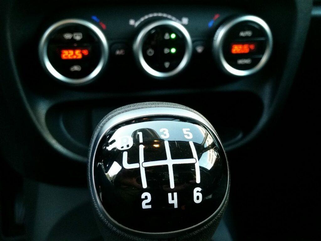 Fiat 500L Beats Edition (2014) Schaltung