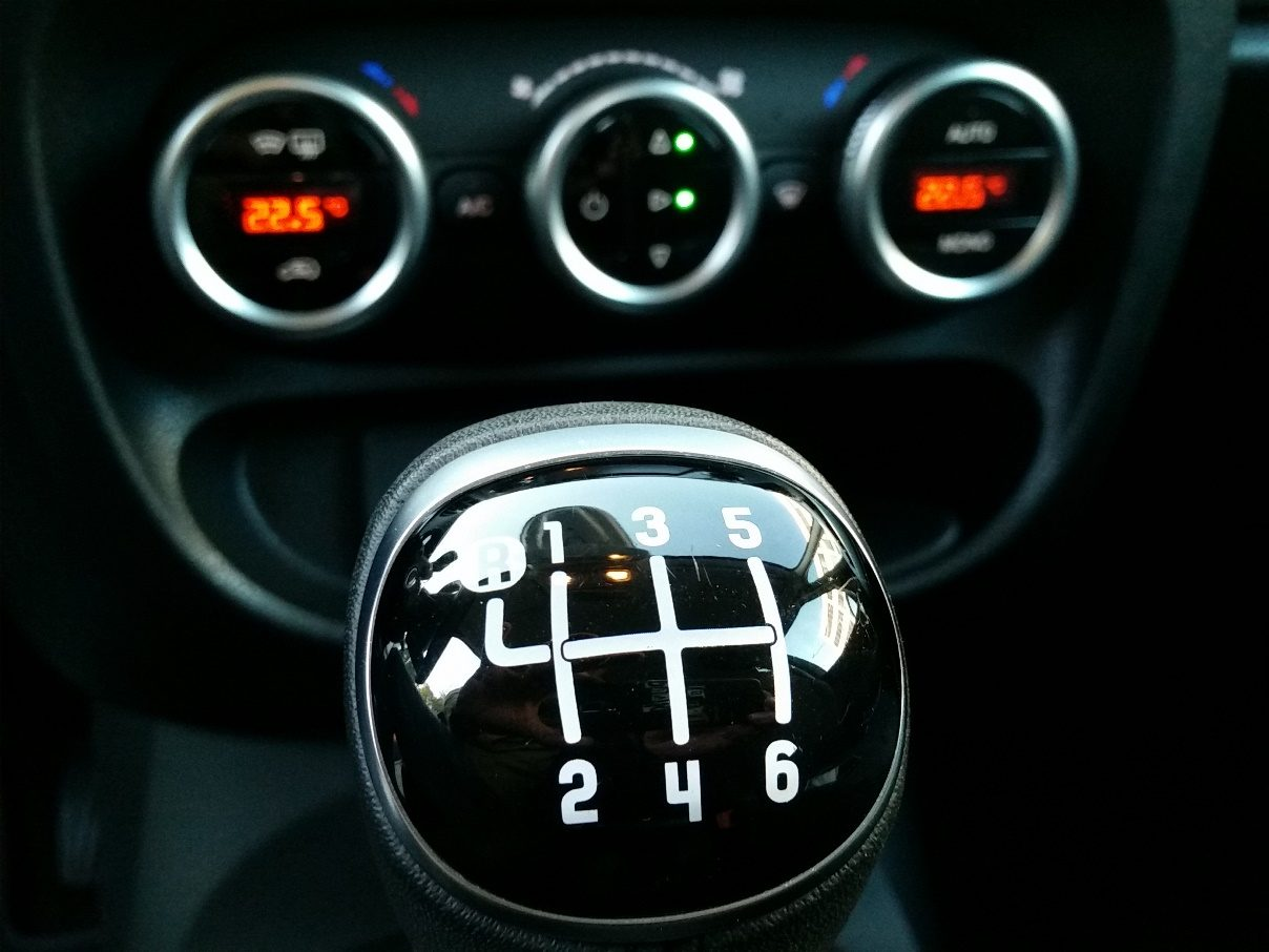 Fiat 500L Beats Edition Kupplung