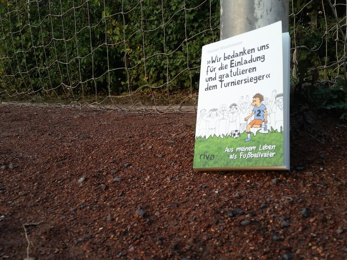 Buch: Aus dem Leben eines Fussballvaters