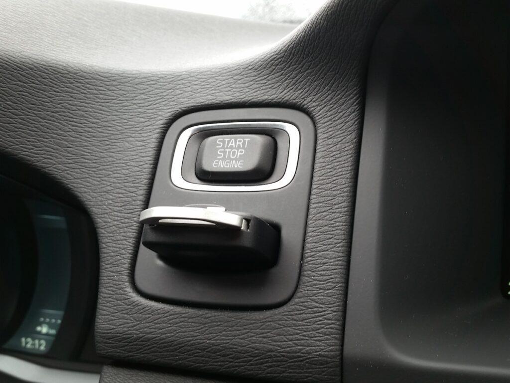 Start-Stop im Volvo