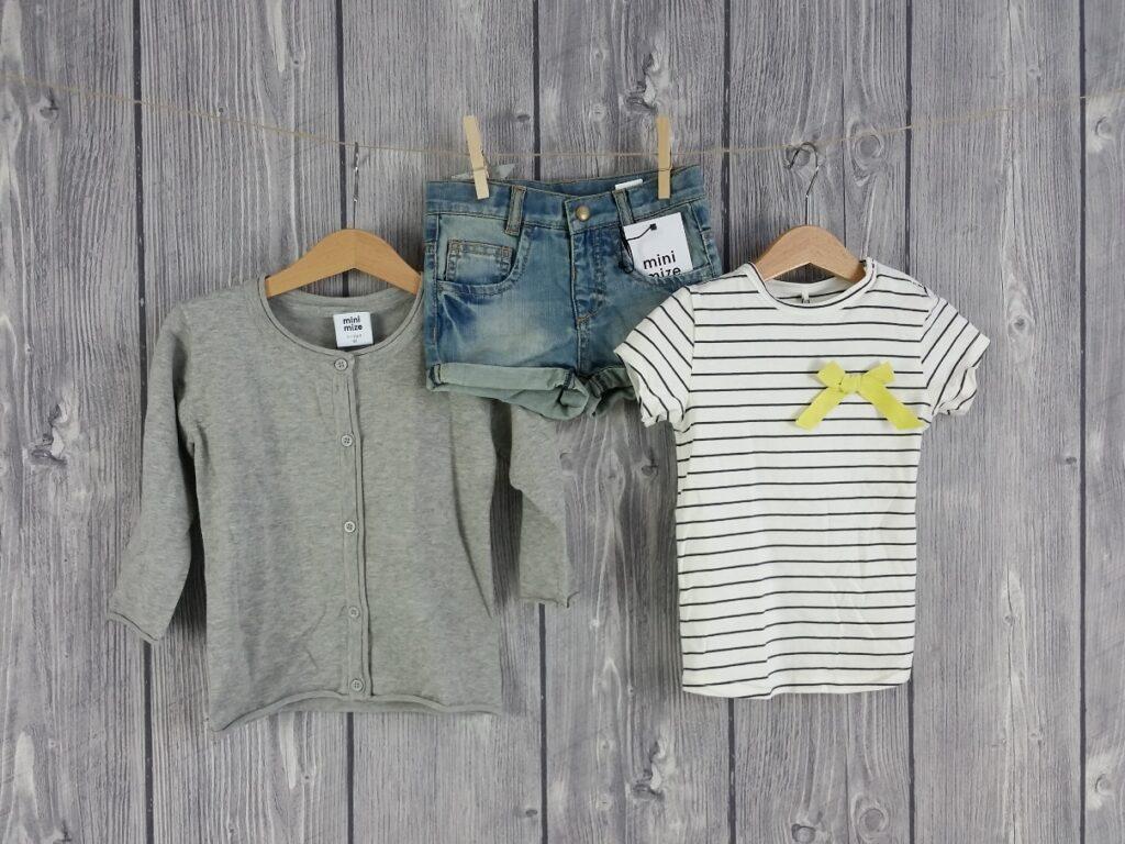 Lässige Kinderkleidung von MINIMIZE