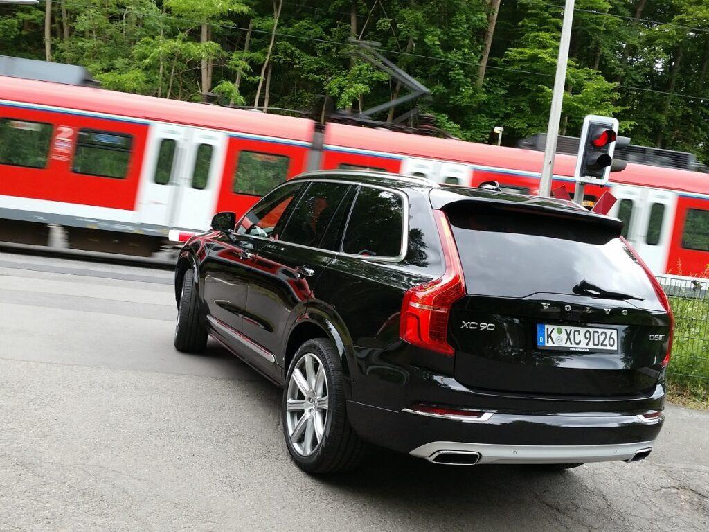 Volvo XC90 (2015) Heck