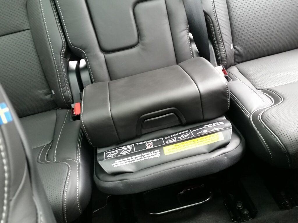 Volvo XC90 (2015) Notsitz