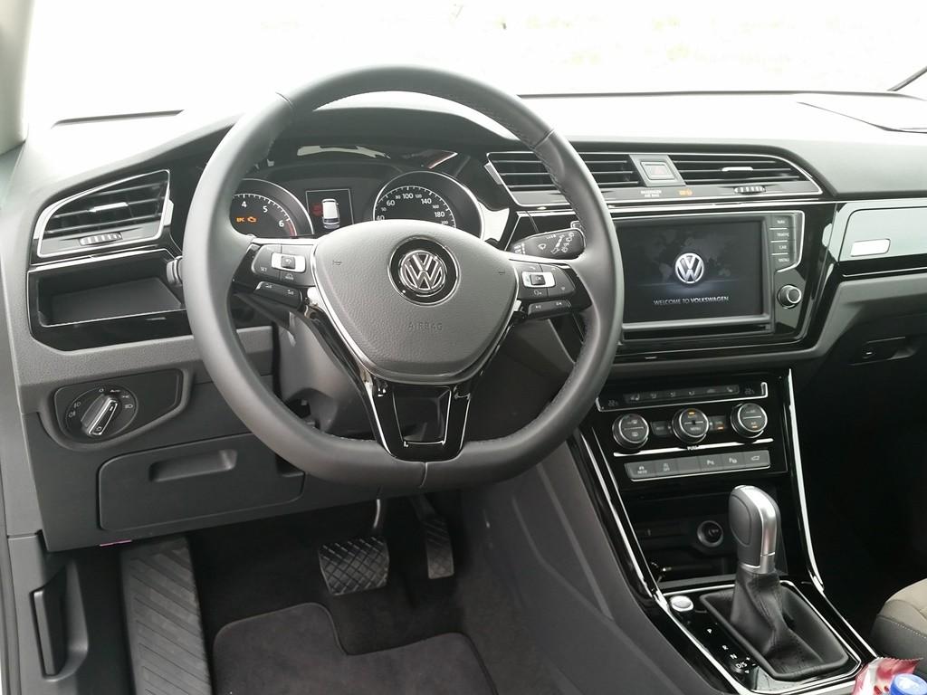 VW Touran (2015) Innenraum