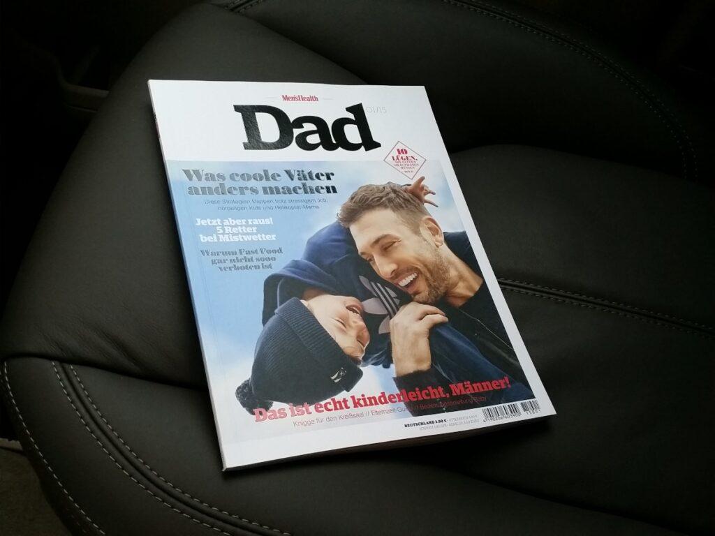 Men's Health Dad - die erste Ausgabe