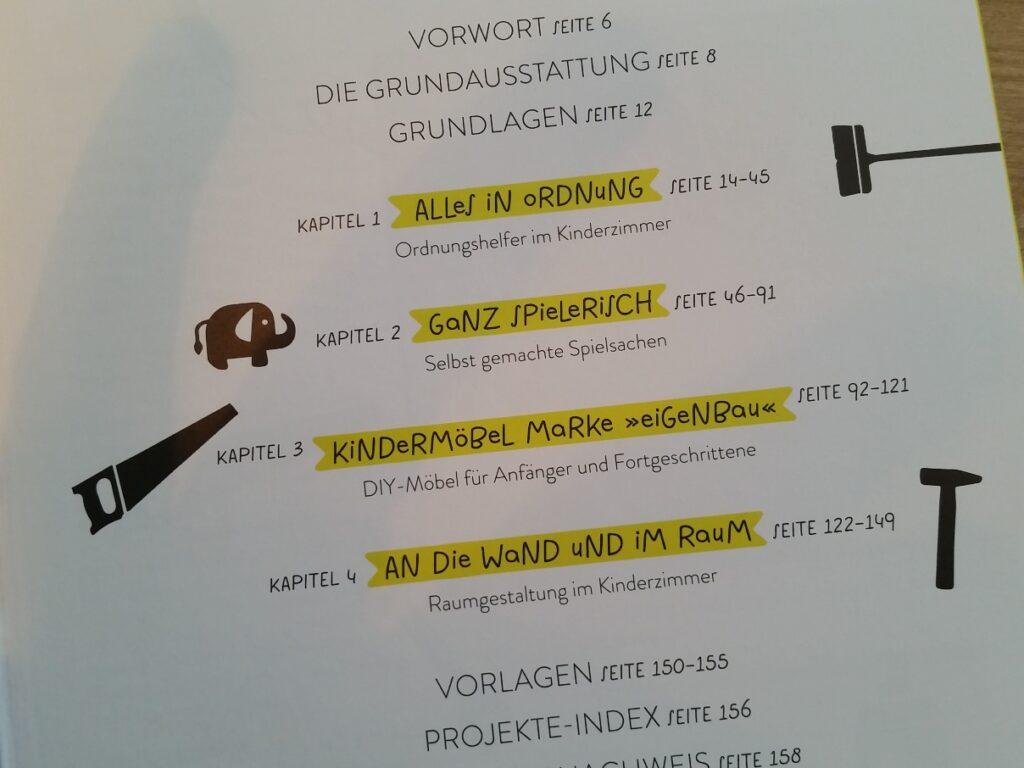 DIY Handbuch zum Nestbau -