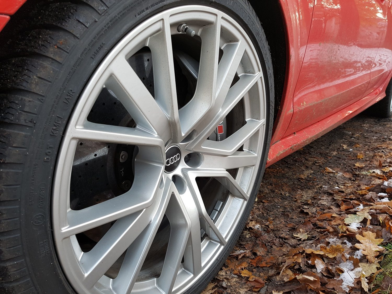 Audi RS 6 performance Felgen
