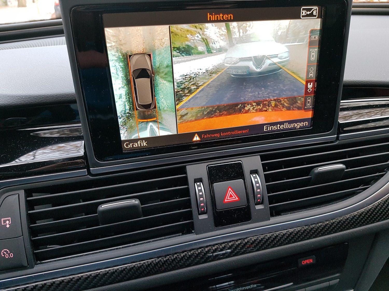 Audi RS 6 performance Kamera