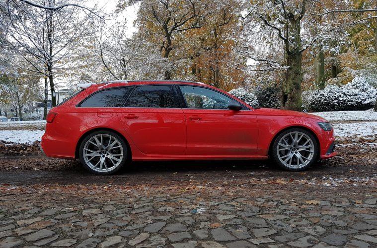 Audi RS 6 performance Familienauto