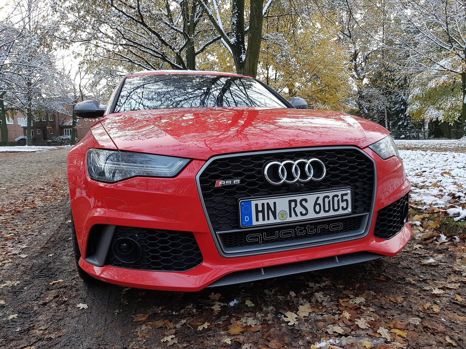 Audi RS 6 performance Front