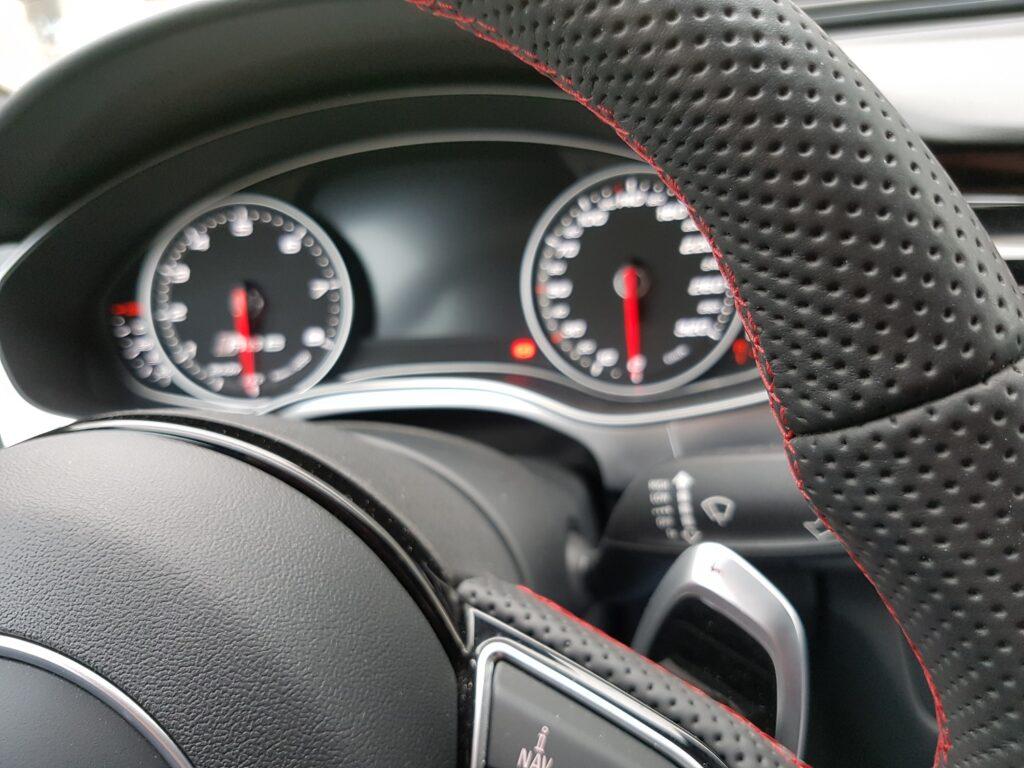Audi RS 6 performance Lenkrad
