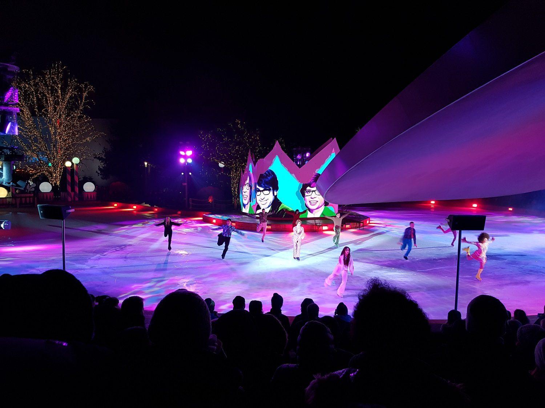 Autostadt Wolfsburg Winterwelt Eisshow
