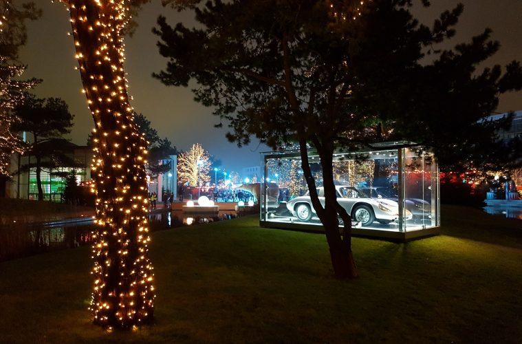 Autostadt Wolfsburg Winterwelt Familienwochenende