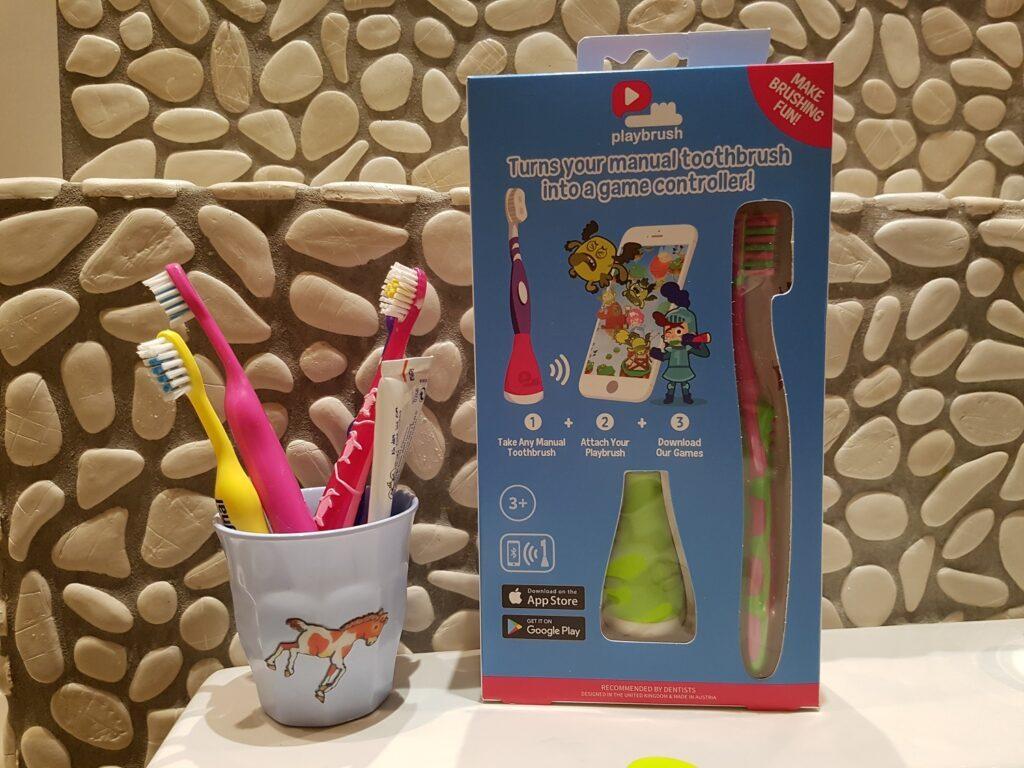 Das Playbrush System