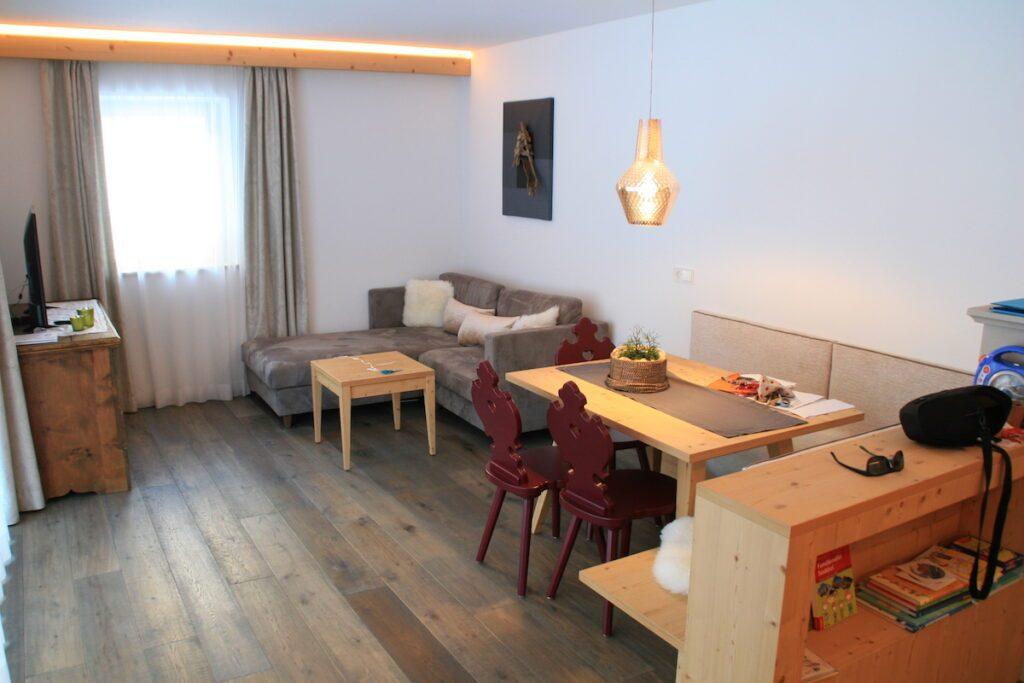 Familienhotel Feuerstein Chalet Wohnen