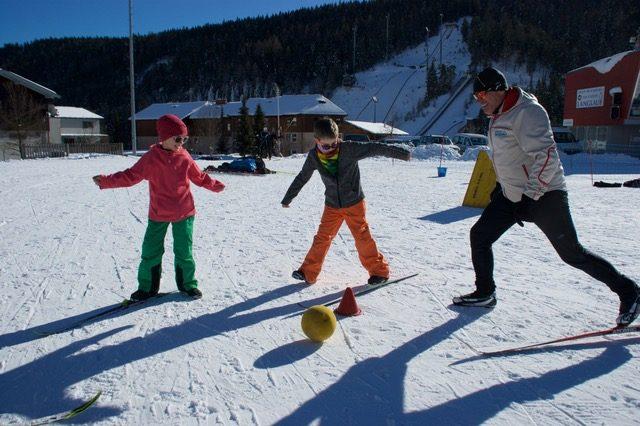 Skiurlaub mit Kindern 2
